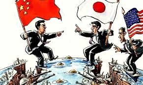 Power Play Between China and Japan