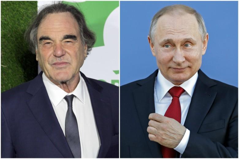 Oliver Stone Interviews Vladimir Putin
