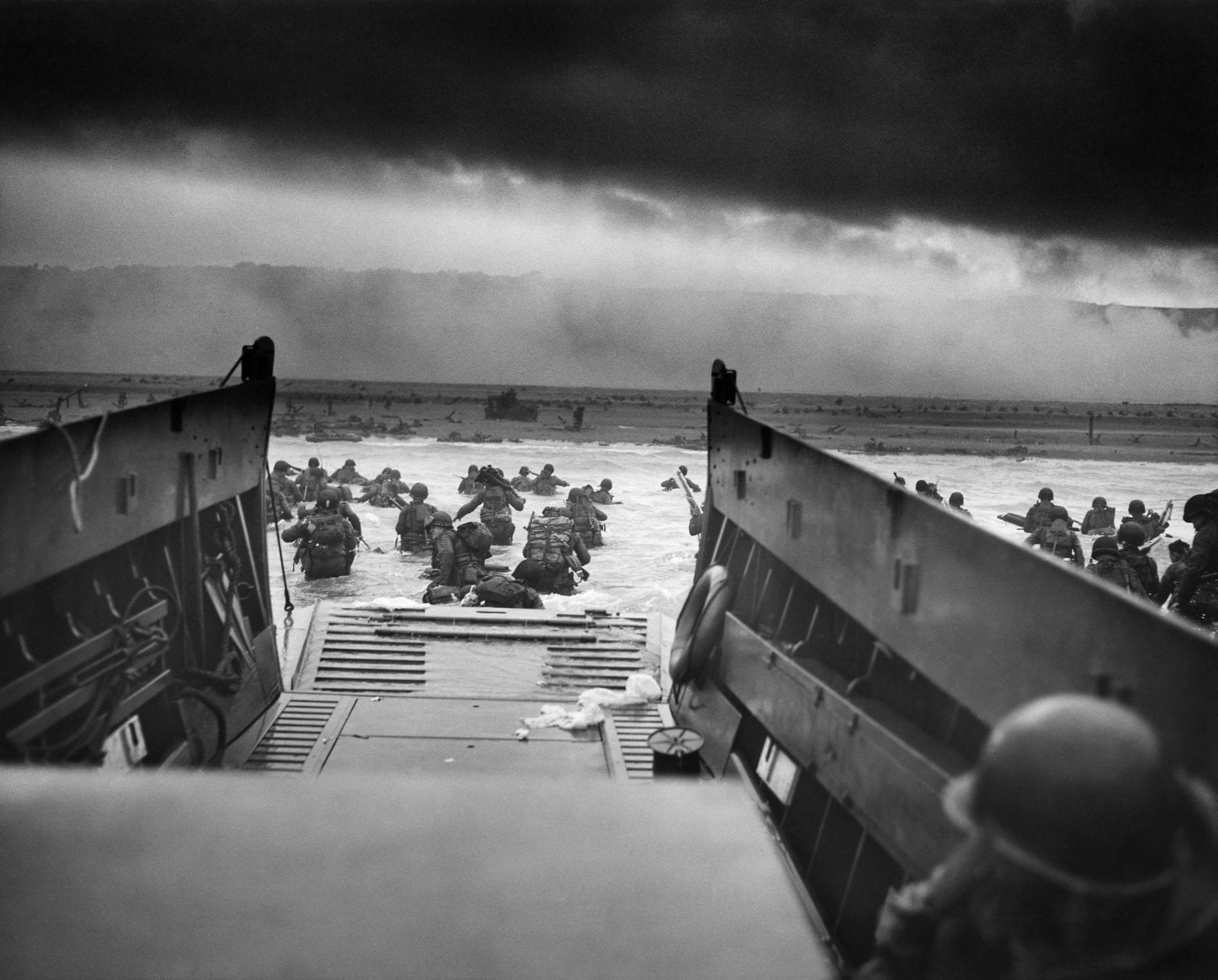 Normandy Remembered – June 6th 1944