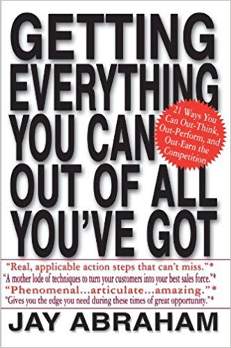 "Book Review: ""Getting Everything You Can Out of All You've Got"""