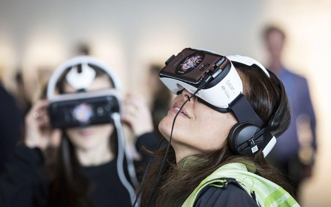 Virtual Reality at Venice